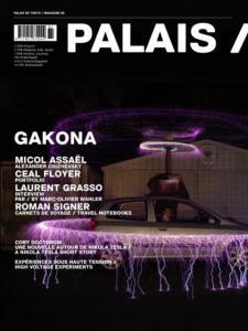 palais8-cover Magazine