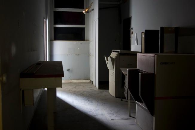Desterro - Hospital Archive