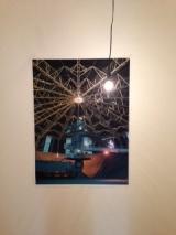 pré-Homo, 2013. Digital photgraphy, Fine Art print, DBond and golden ink, 110x80 cm.